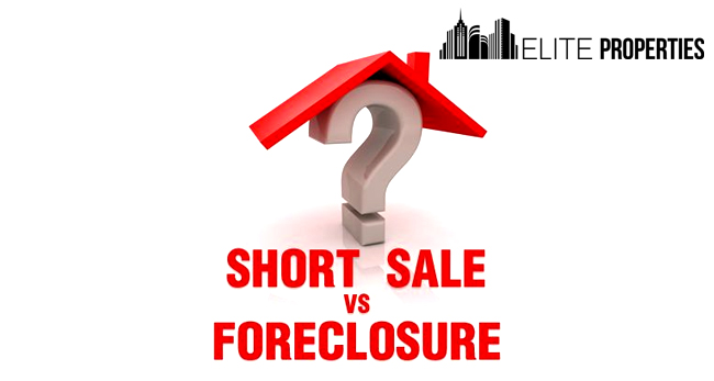Short Sale or Foreclosure Which to Buy
